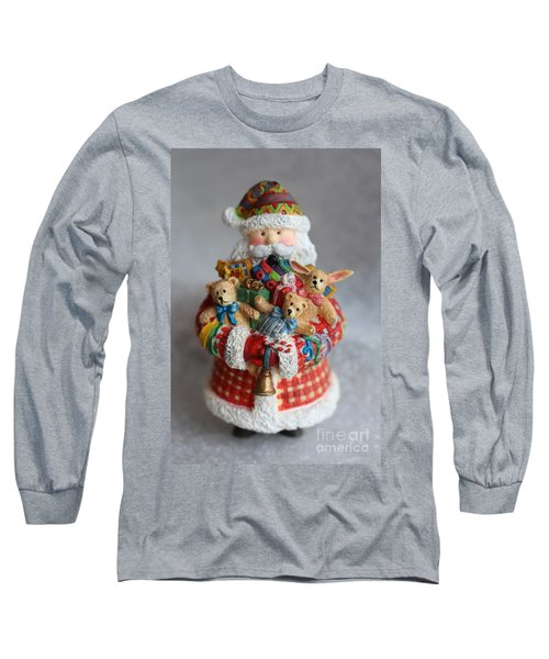 Santa Claus Long Sleeve T-Shirt