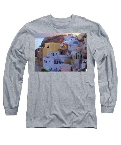 Santorini Grk6424 Long Sleeve T-Shirt