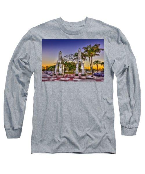 Sarasota Bayfront Long Sleeve T-Shirt