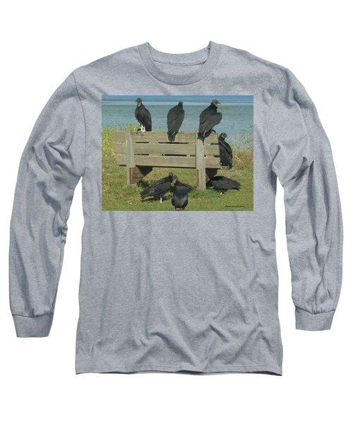 Sarasota Vultures Long Sleeve T-Shirt