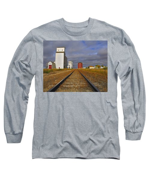 Saskatchewan Prairies Long Sleeve T-Shirt
