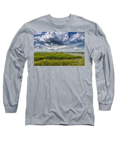 Savannah Wildlife Refuge  Long Sleeve T-Shirt