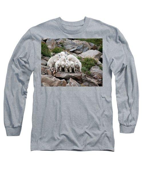 Say Cheese Long Sleeve T-Shirt