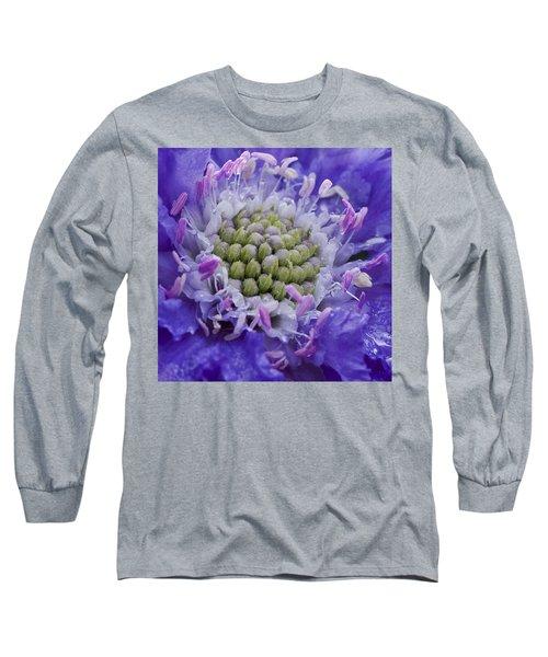 Scabiosa Long Sleeve T-Shirt