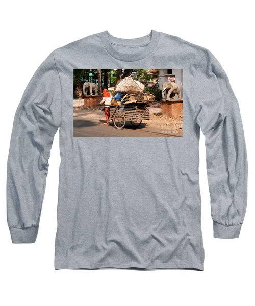 Scavenger Long Sleeve T-Shirt