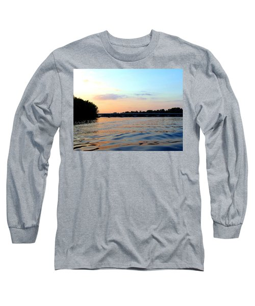 Scenic Minnesota 3 Long Sleeve T-Shirt