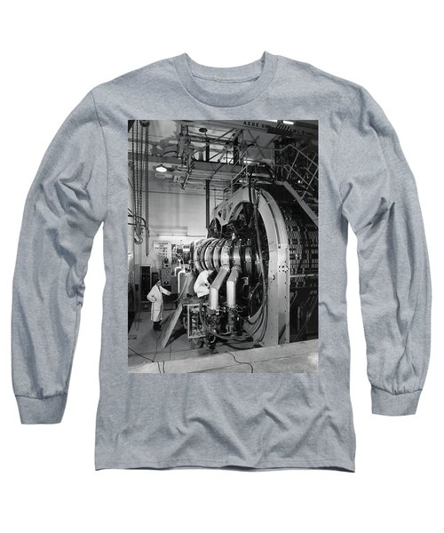 Scientists Make Fusion Advance Long Sleeve T-Shirt