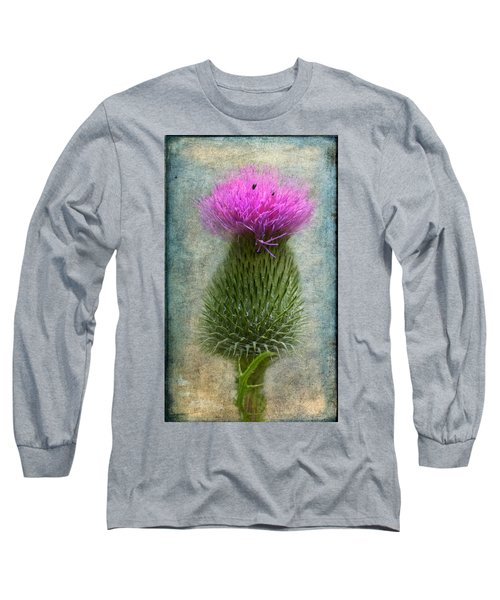 Scotch Thistle Long Sleeve T-Shirt