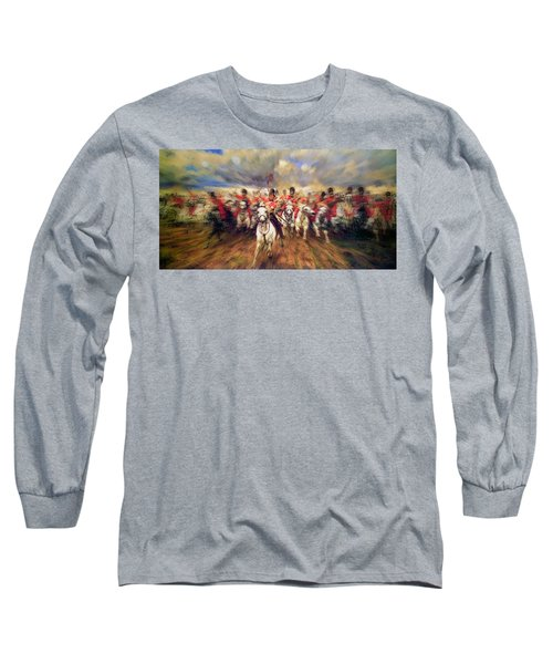 Scotland Forever During The Napoleonic Wars Long Sleeve T-Shirt