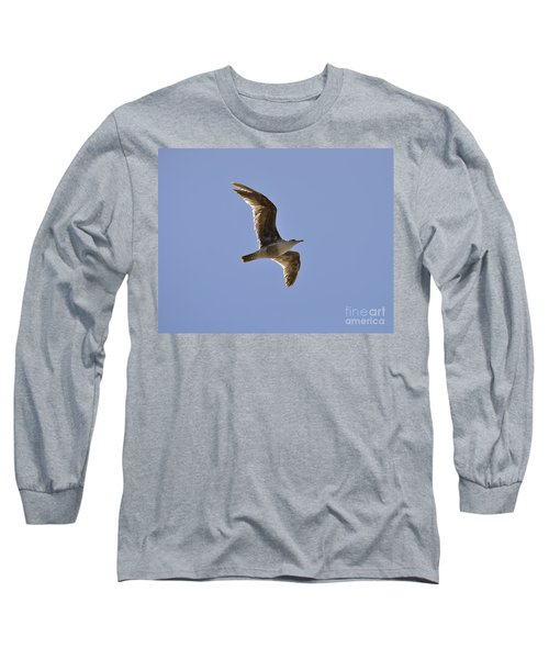 Seagull N Light  Long Sleeve T-Shirt