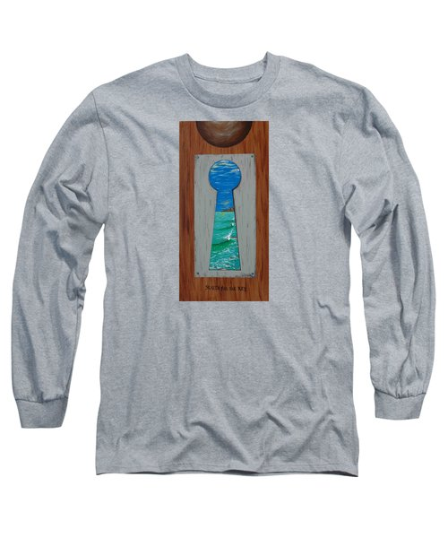Search For The Key Long Sleeve T-Shirt