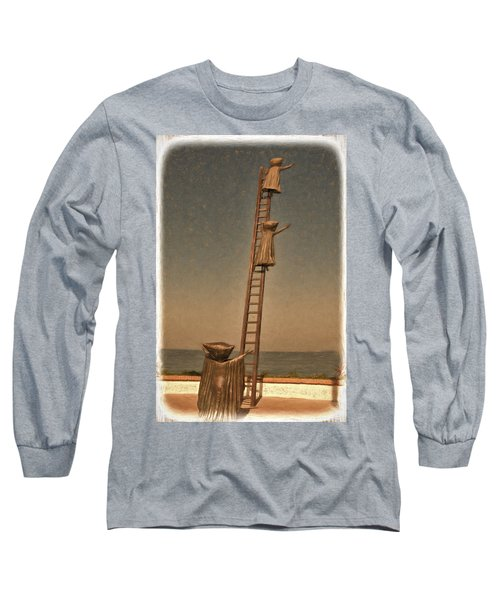 Searching For Anwers Long Sleeve T-Shirt