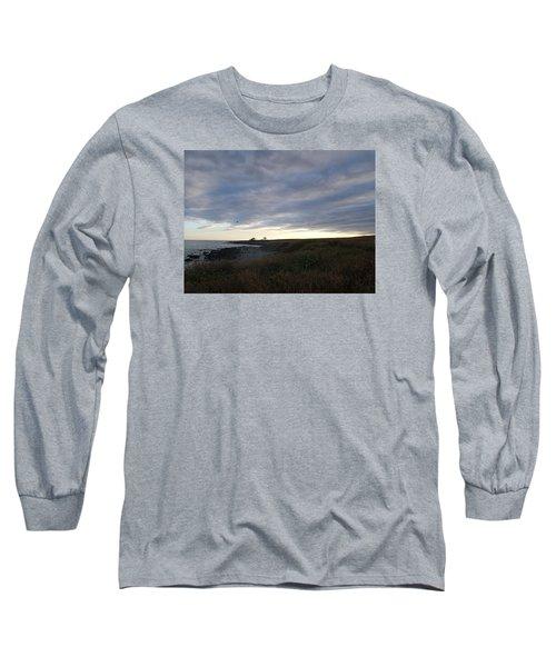 Seascape Long Sleeve T-Shirt