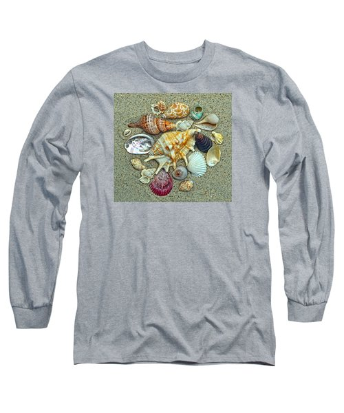 Seashells Collection Long Sleeve T-Shirt