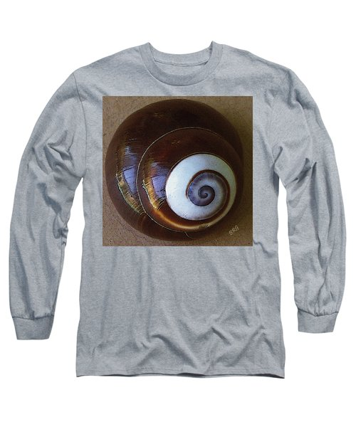 Seashells Spectacular No 26 Long Sleeve T-Shirt by Ben and Raisa Gertsberg