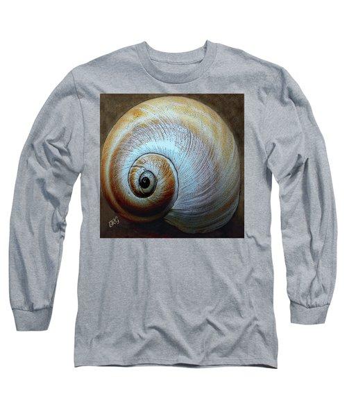 Seashells Spectacular No 36 Long Sleeve T-Shirt by Ben and Raisa Gertsberg