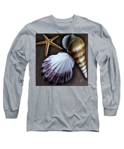 Seashells Spectacular No 37 Long Sleeve T-Shirt