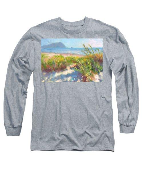 Seaside Afternoon Long Sleeve T-Shirt