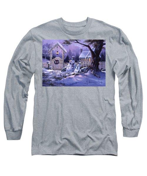 Season's Greeters Long Sleeve T-Shirt