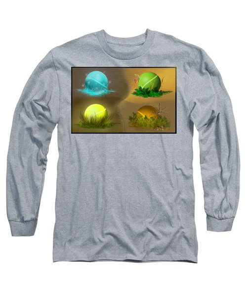 Seasons Long Sleeve T-Shirt