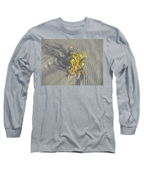 Seaweed Sand Long Sleeve T-Shirt