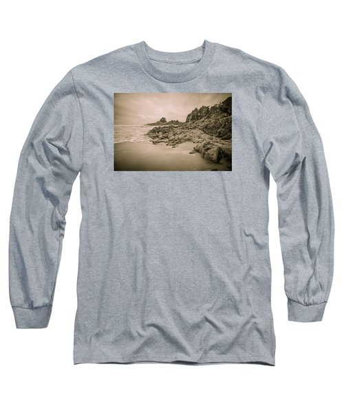 Cox Bay Sepia Long Sleeve T-Shirt