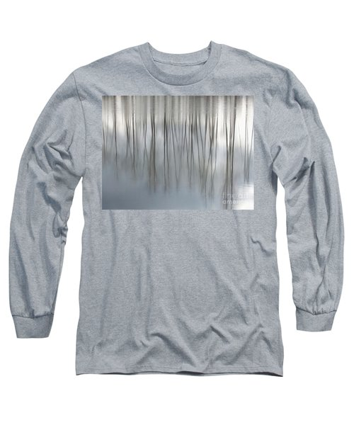 Serenity  Long Sleeve T-Shirt by Michelle Twohig