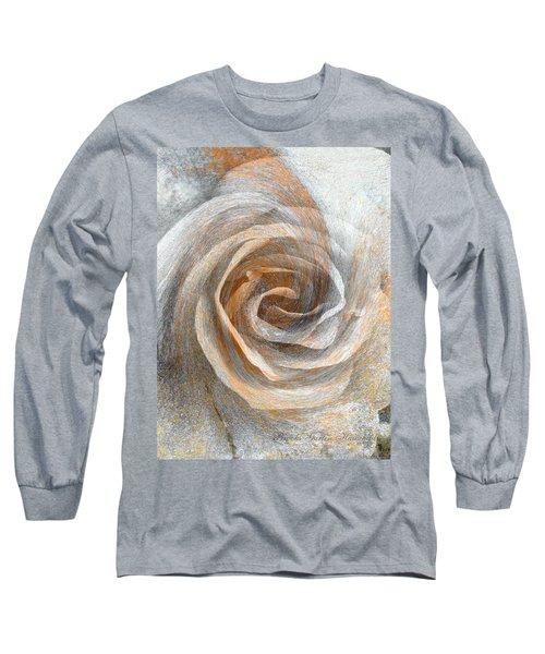 Long Sleeve T-Shirt featuring the photograph Set In Stone by Brooks Garten Hauschild