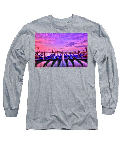 Shadows Dance Long Sleeve T-Shirt