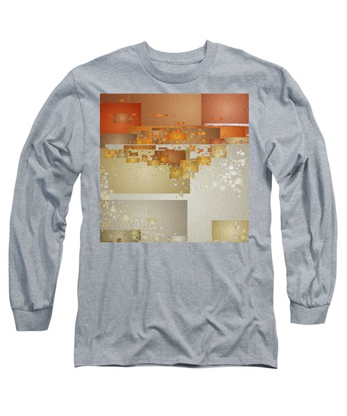 Shaken At Sunset Long Sleeve T-Shirt