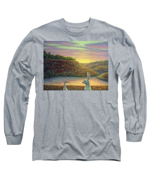 Sharing A Moment Long Sleeve T-Shirt
