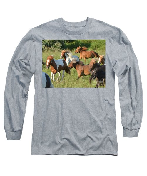 She Has Carrots Long Sleeve T-Shirt