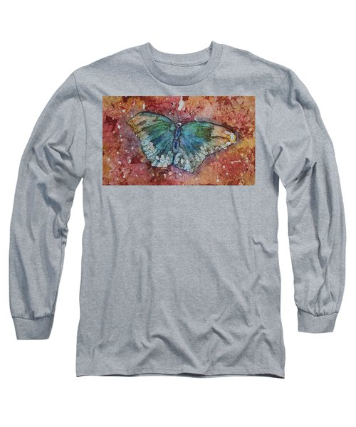 Shimmer Wings Long Sleeve T-Shirt