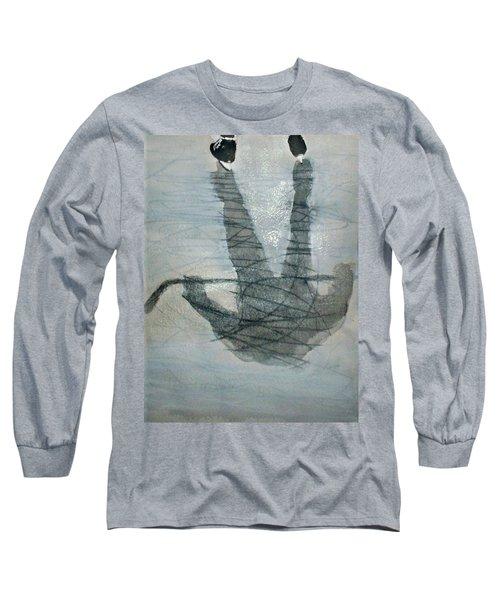 Shinny Shilouette Wc Long Sleeve T-Shirt