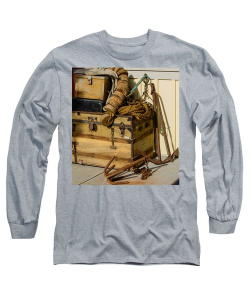 Shipping Out Long Sleeve T-Shirt
