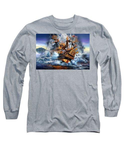 Shipwreck Long Sleeve T-Shirt
