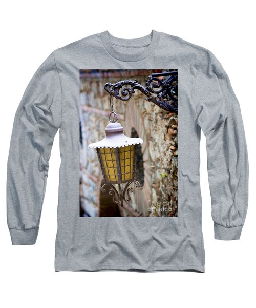 Sicilian Village Lamp Long Sleeve T-Shirt