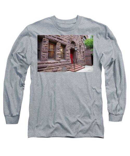 Side Door Long Sleeve T-Shirt