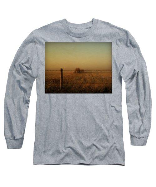 Silence Of Dusk Long Sleeve T-Shirt