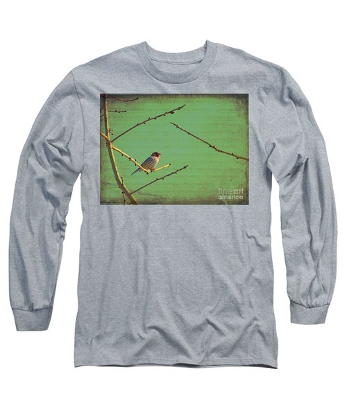 Silent Song Long Sleeve T-Shirt