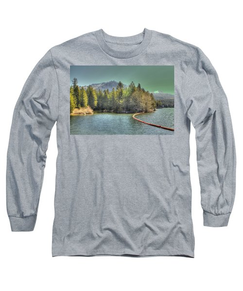 Silver Lake 3 Long Sleeve T-Shirt