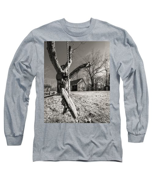 Simple Pleasures Long Sleeve T-Shirt