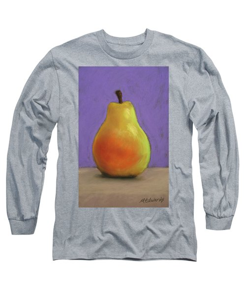 Simply Pear Long Sleeve T-Shirt