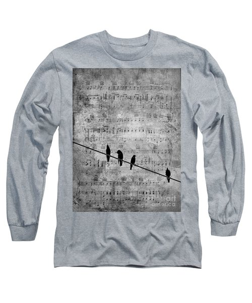 Sing A Song Of Sixpence Long Sleeve T-Shirt