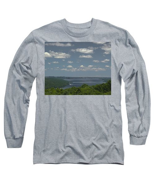 Skaneateles Lake Long Sleeve T-Shirt