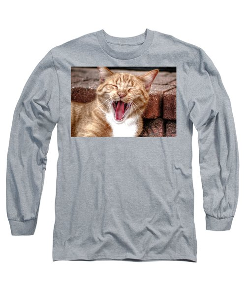 Skippy Laughing Long Sleeve T-Shirt