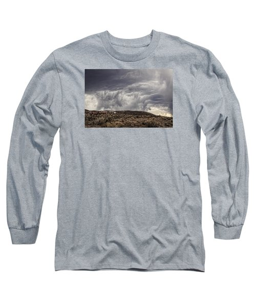 Skirting The Storm Long Sleeve T-Shirt