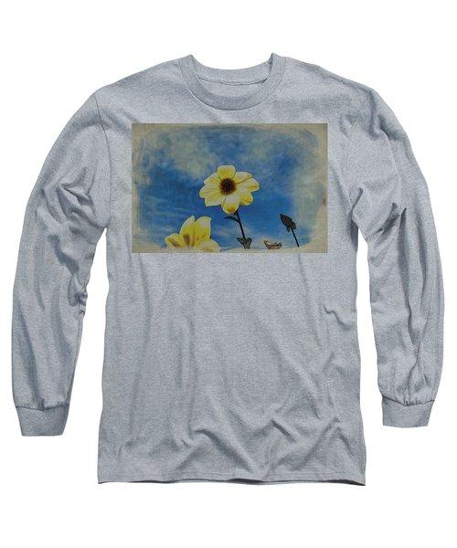 Sky Full Of Sunshine Long Sleeve T-Shirt