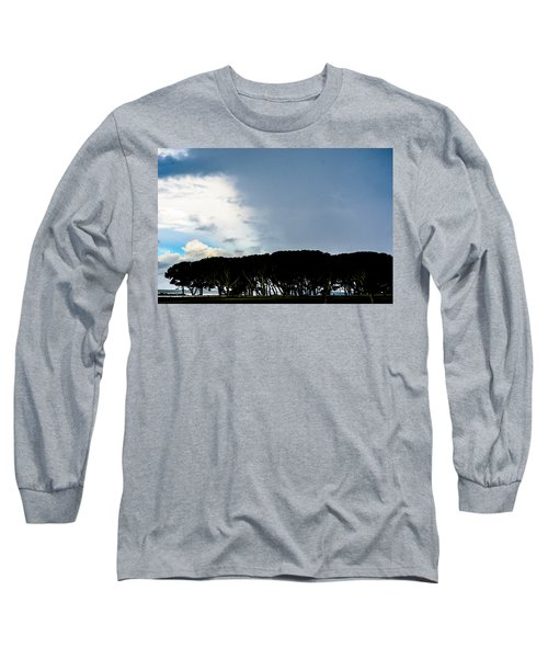 Sky Half Full Long Sleeve T-Shirt