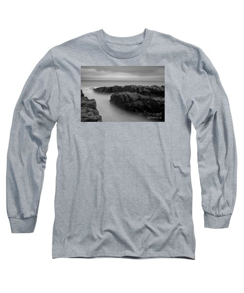 Long Sleeve T-Shirt featuring the photograph Sky Line by Gunnar Orn Arnason